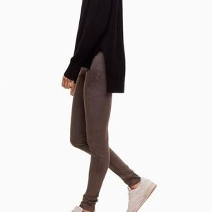 Wilfred Free Daria Legging in Charcoal Grey